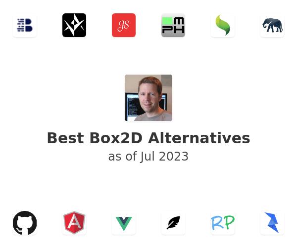 Best Box2D Alternatives
