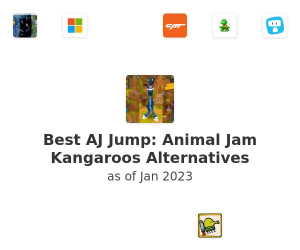 Best AJ Jump: Animal Jam Kangaroos Alternatives