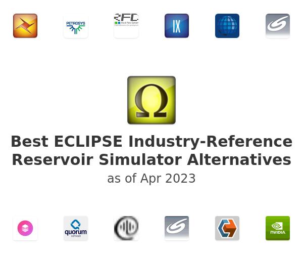 Best ECLIPSE Industry-Reference Reservoir Simulator Alternatives