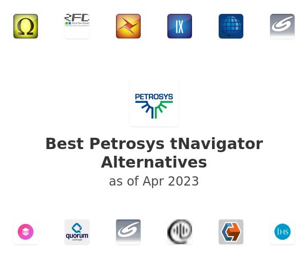 Best Petrosys tNavigator Alternatives