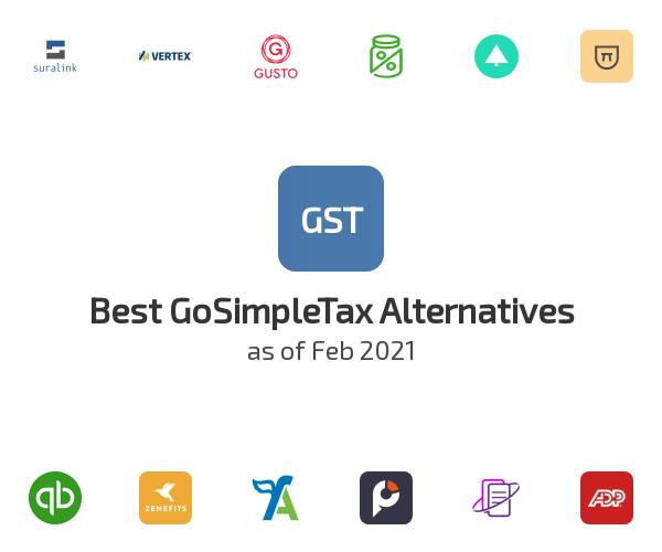 Best GoSimpleTax Alternatives