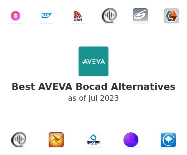 Best AVEVA Bocad Alternatives
