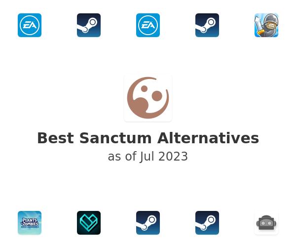 Best Sanctum Alternatives
