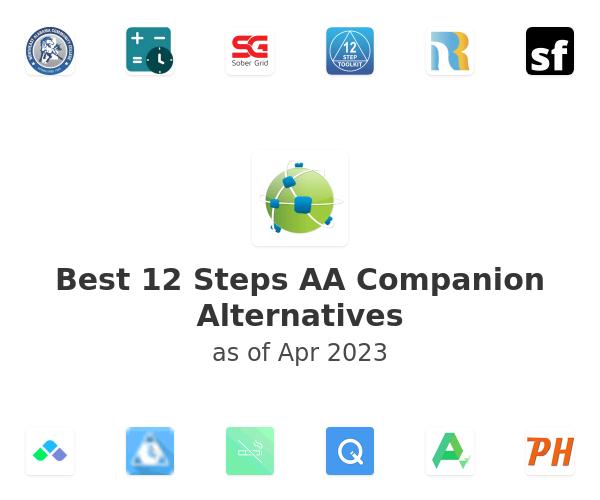 Best 12 Steps AA Companion Alternatives