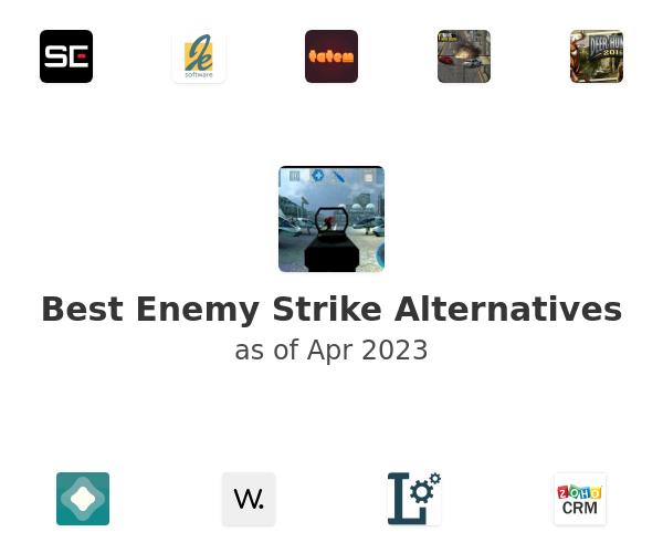 Best Enemy Strike Alternatives