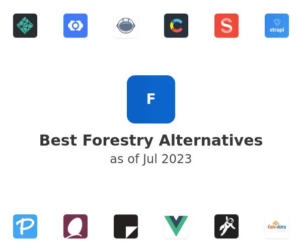 Best Forestry Alternatives