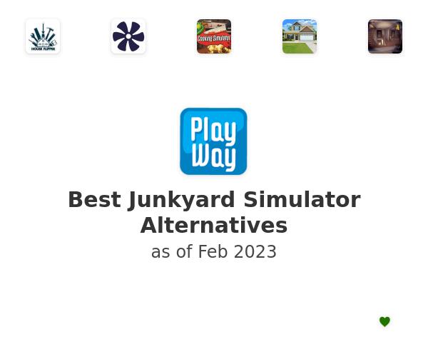 Best Junkyard Simulator Alternatives