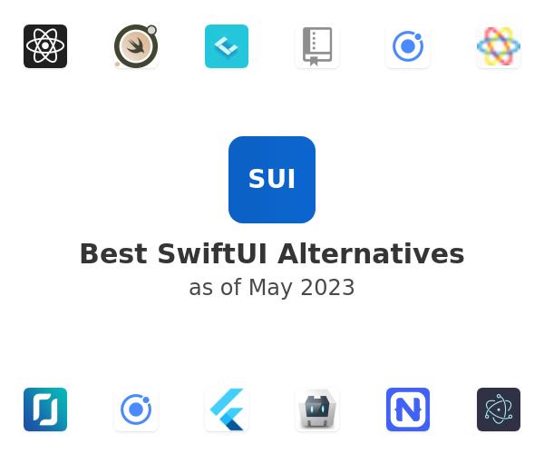 Best SwiftUI Alternatives