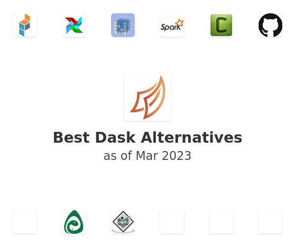 Best Dask Alternatives