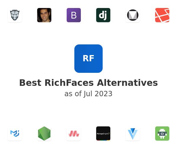 Best RichFaces Alternatives