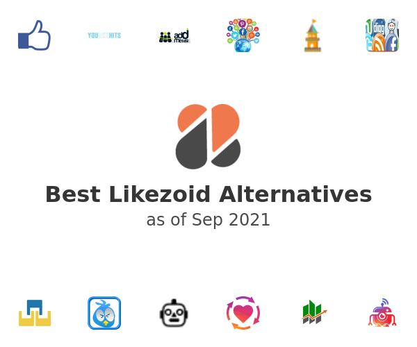 Best Likezoid Alternatives