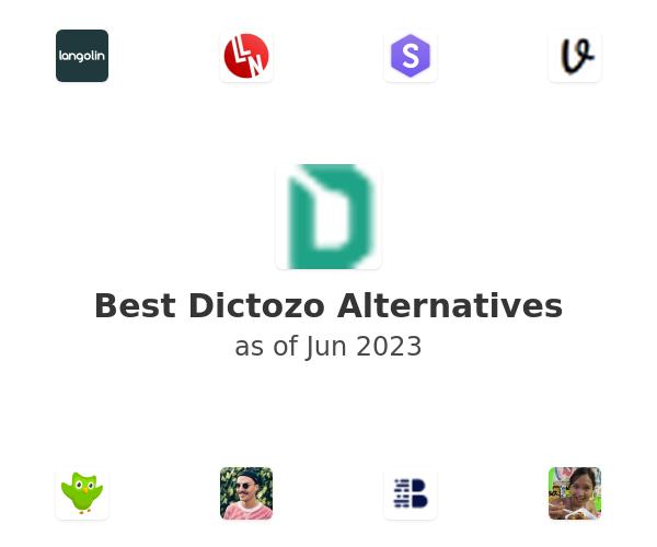Best Dictozo Alternatives