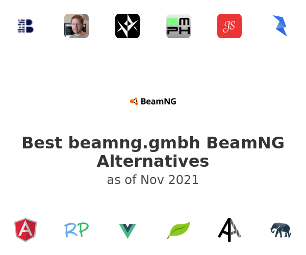 Best BeamNG Alternatives