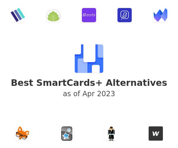 Best SmartCards+ Alternatives