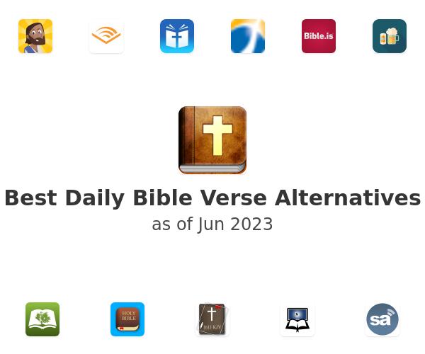 Best Daily Bible Verse Alternatives