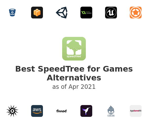 Best SpeedTree for Games Alternatives