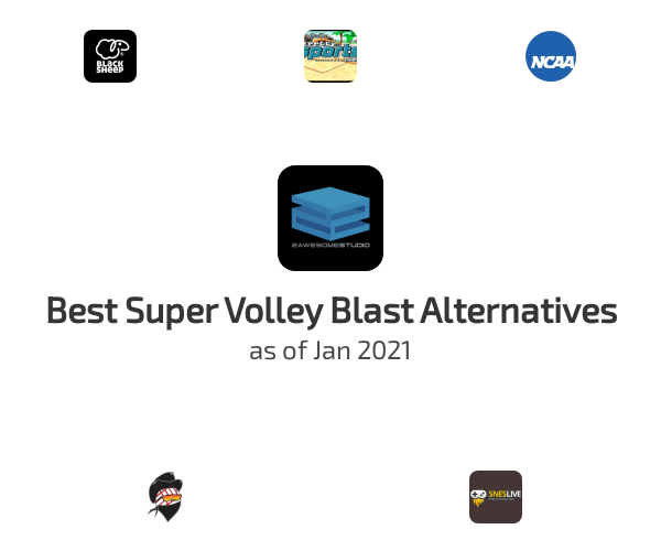 Best Super Volley Blast Alternatives