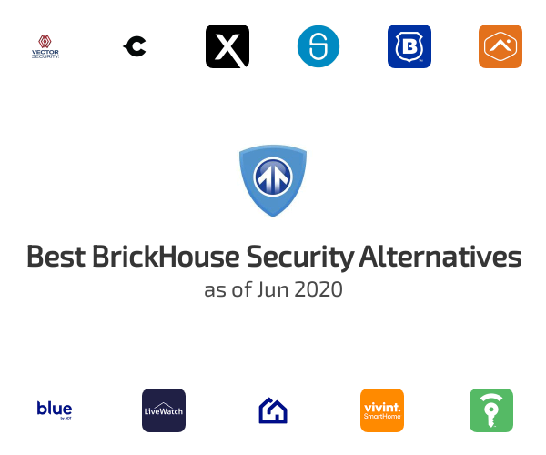 Best BrickHouse Security Alternatives