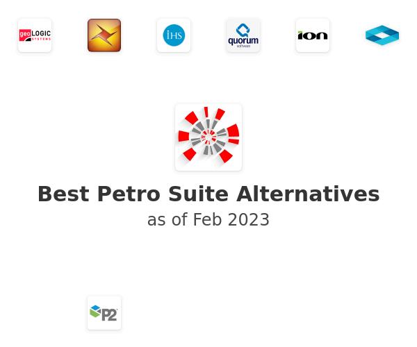 Best Petro Suite Alternatives
