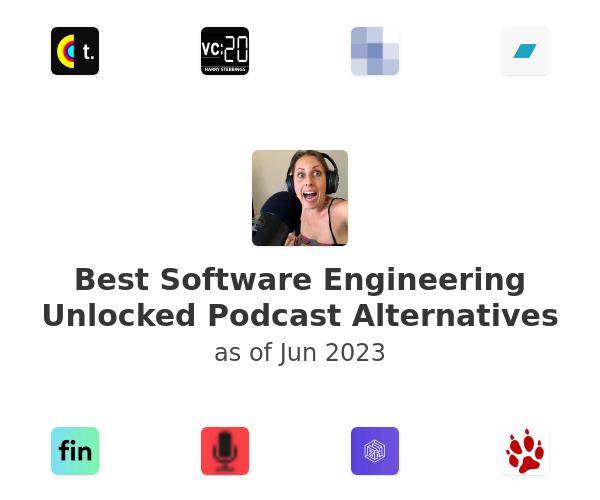 Best Software Engineering Unlocked Podcast Alternatives