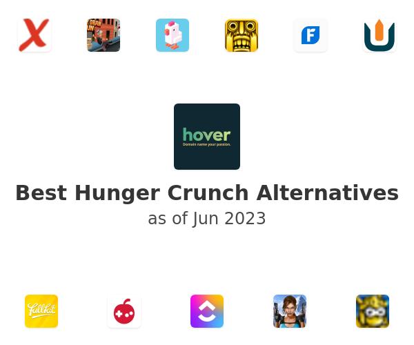 Best Hunger Crunch Alternatives