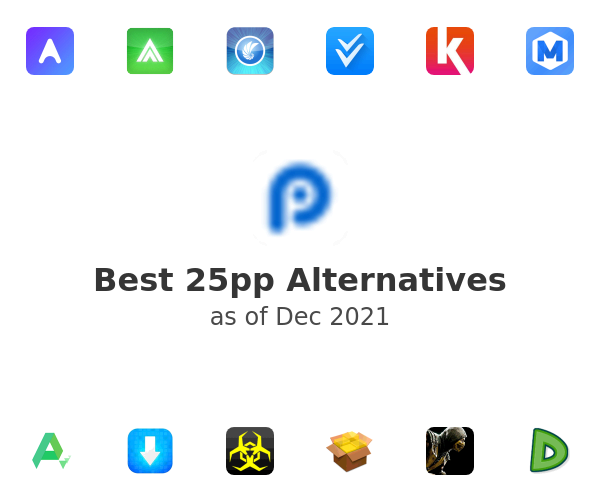 Best 25pp Alternatives