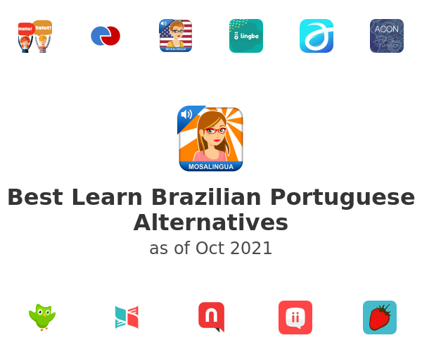 Best Learn Brazilian Portuguese Alternatives