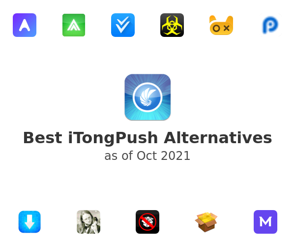 Best iTongPush Alternatives