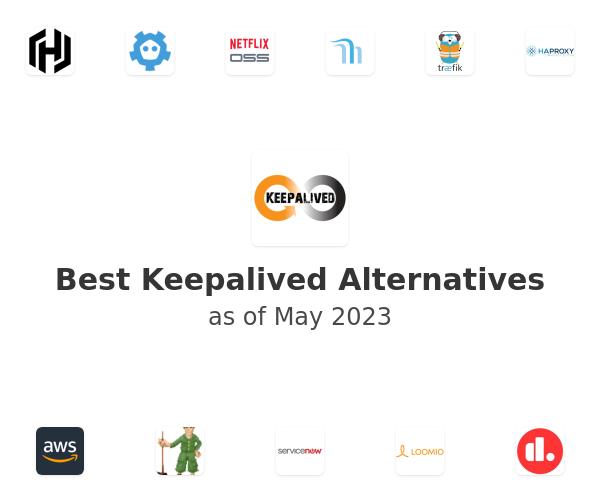 Best Keepalived Alternatives