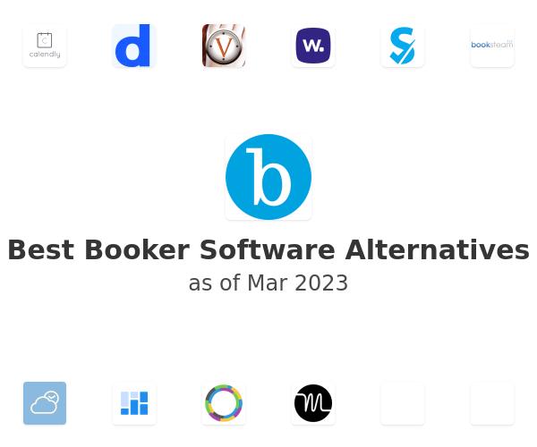 Best Booker Software Alternatives