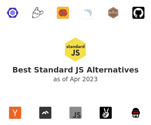 Best Standard JS Alternatives