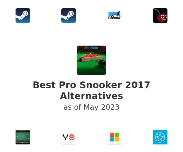 Best Pro Snooker 2017 Alternatives