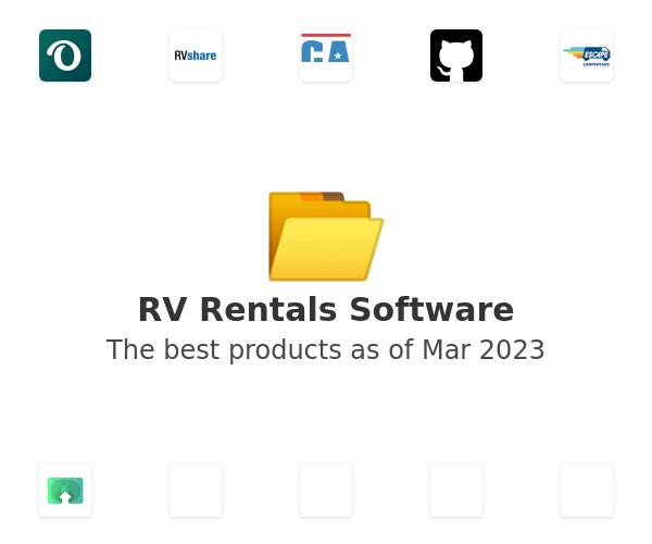 RV Rentals Software