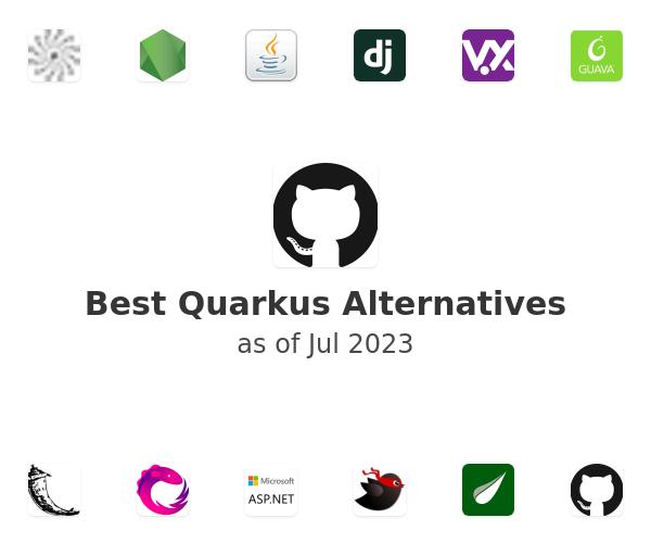 Best Quarkus Alternatives