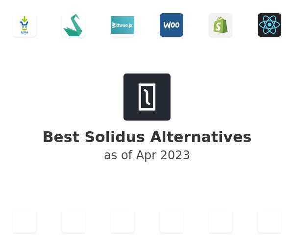 Best Solidus Alternatives
