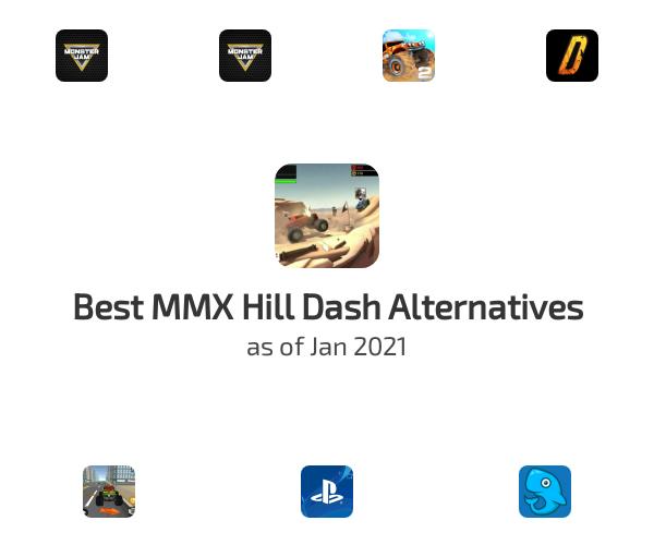 Best MMX Hill Dash Alternatives