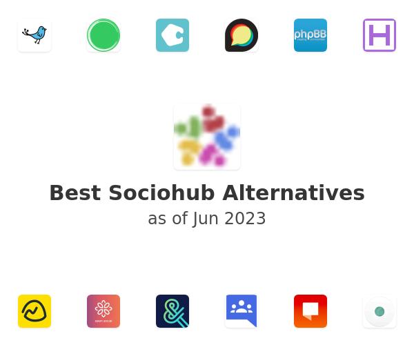 Best Sociohub Alternatives