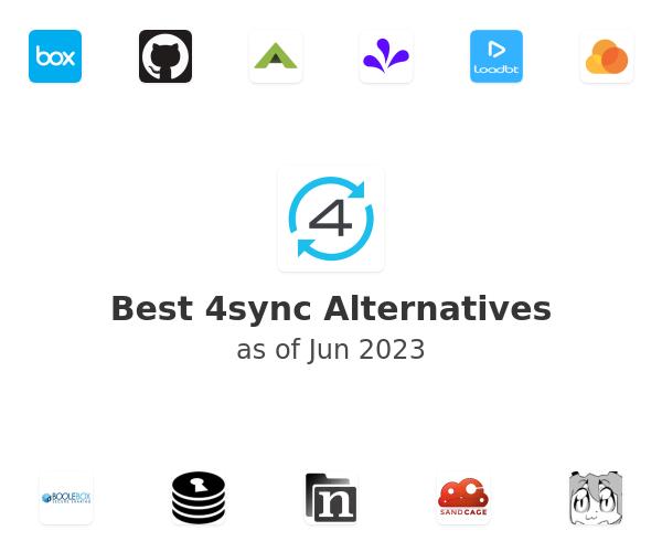 Best 4sync Alternatives