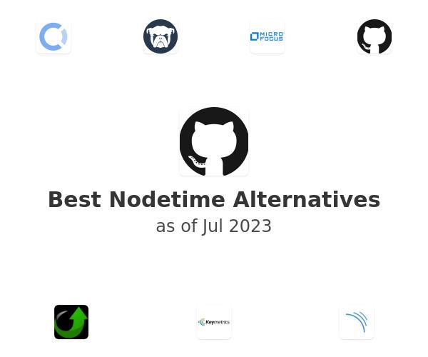 Best Nodetime Alternatives