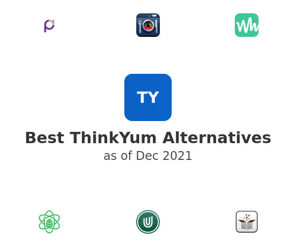Best ThinkYum Alternatives
