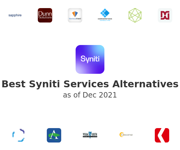 Best Syniti Services Alternatives