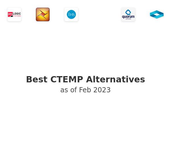 Best CTEMP Alternatives