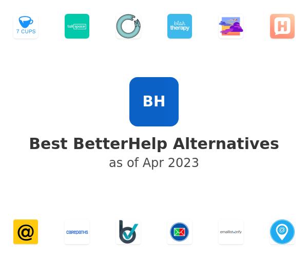 Best BetterHelp Alternatives