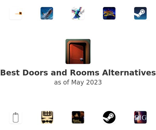 Best Doors and Rooms Alternatives