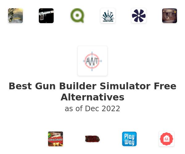 Best Gun Builder Simulator Free Alternatives