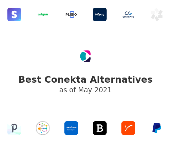 Best Conekta Alternatives