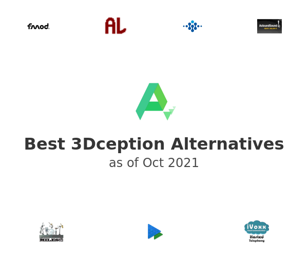 Best 3Dception Alternatives