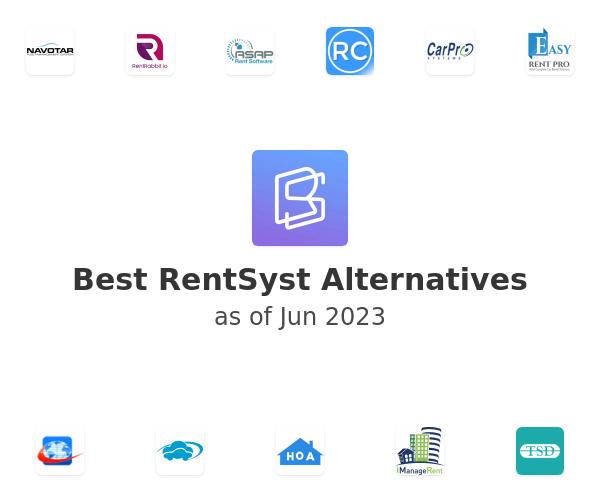 Best RentSyst Alternatives