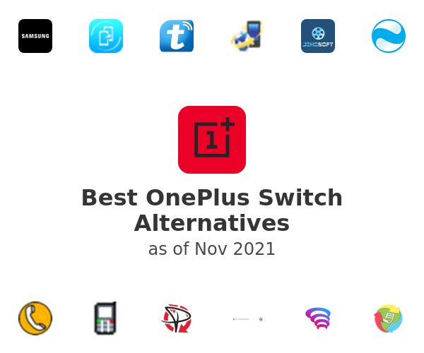 Best OnePlus Switch Alternatives