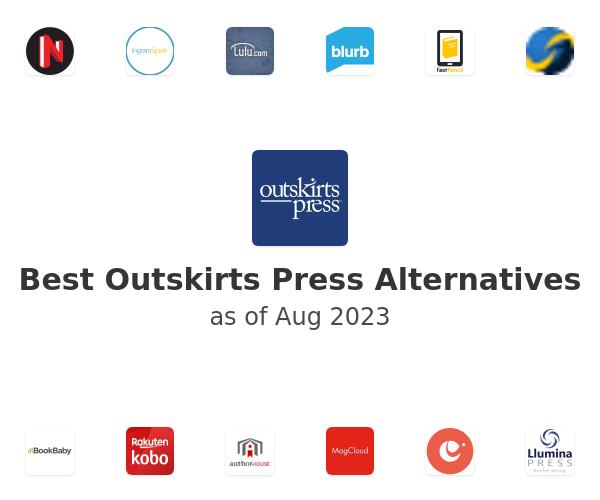 Best Outskirts Press Alternatives